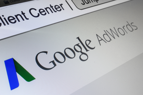 adwords right sidebar